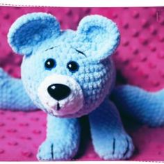 schemat misia Hello Kitty, Teddy Bear, Toys, Character, Animals, Blog, Tunics, Activity Toys, Animales