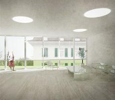 Juan Socas . La Rozavère foundation . Lausanne (3)