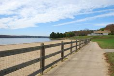 Lake Anna State Park provides accessible paths near beach, visitor center, snack bar and more.