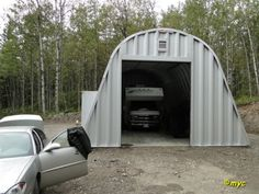 RV storage for the winter months
