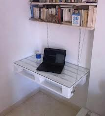 Pallet desk | DIY | Interieur | Sustainable | Inspiration