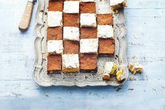 Brownies & blondies - Recept - Allerhande