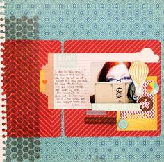 Delightful by. @Stephanie Wheeler  created with December 2012 #CocoaDaisyKits Hello, My Name is..