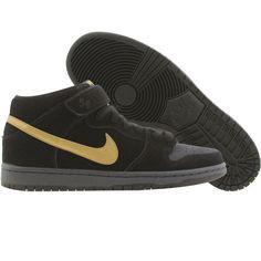 online store 6e2aa 11aa9 Nike.Dunk.Mid.Pro.SB.(dark.obsidian. .metallic.gold. .thunder.black)