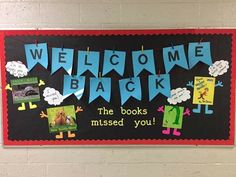 R A Peters on Library Bulletin Board . School Library Decor, School Library Displays, Library Themes, Elementary School Library, Library Activities, Library Ideas, School Libraries, Library Decorations, Library Posters