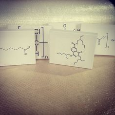 Molecules printed on canvas for s local lab in Darwen #science #scientist #chemistry #chemist #molecules