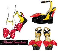 minnie mouse fashion images - Google Search