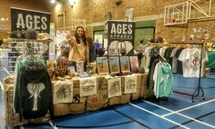 Ages Apparel at the Zest 4 Life show in Bournemouth