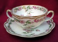 Haviland Limoges tea cup