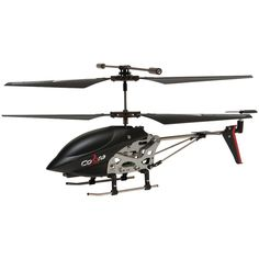 Radio Control Helicopter RC Electronic Flying Toy Gyro 3 Channel Remote Black #COBRARCTOYS