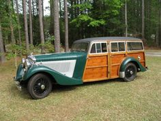 1935 Bentley Shooting Brake Maintenance/restoration of old/vintage vehicles: the material for new cogs/casters/gears/pads could be cast polyamide which I (Cast polyamide) can produce. My contact: tatjana.alic@windowslive.com
