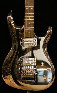 Ibanez JS-2PRM Chrome Limited Electric Guitar