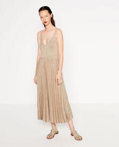 LIMITED EDITION BALLET DRESS-DRESSES-WOMAN | ZARA United States