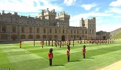 Theproceedings took place in the presence of The Queen in the Quadrangle, where the Chang... Buckingham Palace Garden Party, Queen's Official Birthday, Autumn Phillips, Non Commissioned Officer, Lance Corporal, Duke Of York, Kingdom Of Great Britain, British Royals, British Army