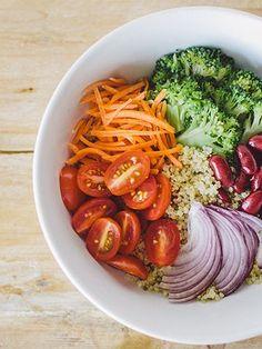 Healthy, easy lunch ideas that Lauren Conrad loves