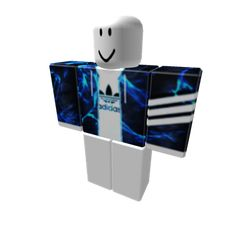 Customize your avatar with the SALES!⚡ ⚡⚡RED AND BLUE LIGHTNING ADIDAS⚡⚡⚡⚡⚡ and millions of other items. Mix & match this shirt with other items to create an avatar that is unique to you! Roblox Shirt, Roblox Roblox, Games Roblox, Play Roblox, Free Avatars, Cool Avatars, Addidas Shirts, Camisa Nike, T Shirt Png