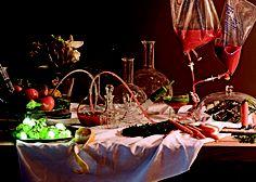 Still Life Evolutions | KNOL - Jorien Kemerink, Sylvie Meuffels, Celine de Waal Malefijt.
