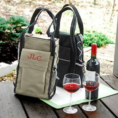 a romantic and practical #engagement gift! #wine