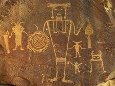 More Devils, more spirals, more petroglyphs