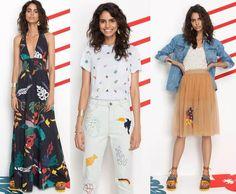 Isabela Capeto assina uma coleção-cápsula para o verão 2018 da Dress to. O olhar único de Isabela Capeto sobre o slow fashion, em especial nos bordados em profusão, no precioso trabalho de customiz…