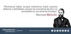 Herman Melville. Sobre la necesidad de expresión.