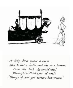 from The Listing Attic by Edward Gorey Edward Gorey, Creepy Poems, John Kenn, Charles Addams, Up Book, Ink Pen Drawings, Art Plastique, Light Art, Macabre