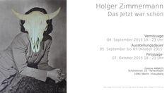 Holger Zimmermann - Das Jetzt war schön