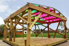 Outdoor classrooms by Infinite Playgrounds inspire and excite children, creating a new and improved learning environment. Read more about them here!