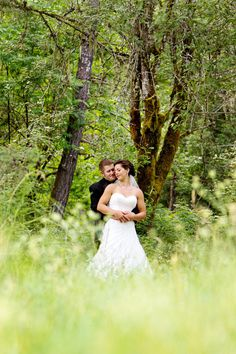 forest wedding photo, Maple grove guest house, Katrina & Tyler  Photos by Captured Essence Photography