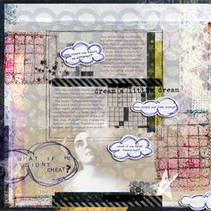Finger Pointing May 30th | Gallery Standouts | What If? by stampin_rachel