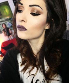 """Mi piace"": 4,066, commenti: 40 - Cheryl (@cherylpandemonium) su Instagram: ""• TODAY • Eyes: @inglot_italy  Lips: ""Scorpio"" by @jeffreestarcosmetics  #faceoftheday #makeup"""