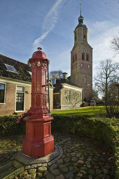 Kerktoren Eenrum