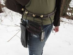 Picture of Paracord Hiking Belt