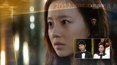 20121231 SONG JOONG KI & MOON CHAE WON (2012 KBS DRAMA AWARDS)