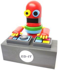 'ED-IT DJ's - B5100' by Tesselate.