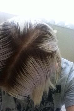 How To Bleach Roots By Tashaleelyn YouTube Pretty Face - Hair colour just for roots