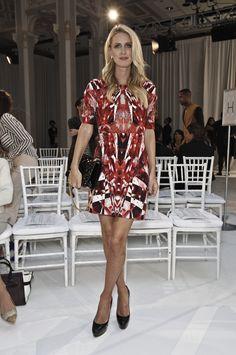 Nicky Hilton à la Fashion Week de New York