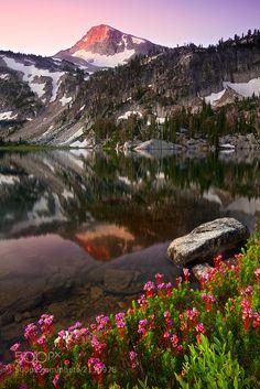 eagle cap francis lake