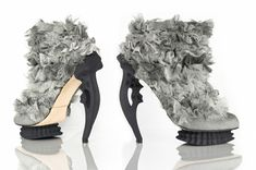 9a4122f28aa Shoes trend: the extraordinary imagination of Anastasia Radevich