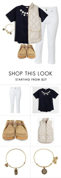 """OMG can't decide on a profile pic! Sry if it's confusing y'all"" by simplesouthernlife01 ❤ liked on Polyvore featuring White Stuff, J.Crew and Alex and Ani"