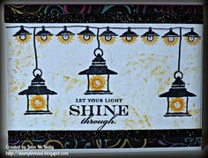 Stamping Maui: November 2013 Stamp of the Month Blog Hop #LaughingLola