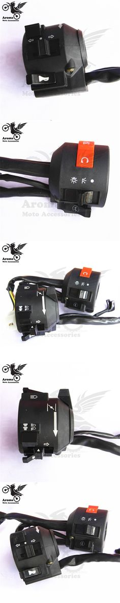 brand motorcycle switches motorbike handle switch motocross ATV Off-road moto connector dirt pit bike multiple button scooter