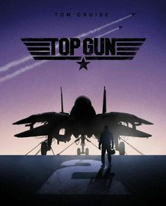 "'Top Gun This imagined sequel to the classic 1986 Tom Cruise movie was conceived by Marko Manev. You can almost hear ""Danger Zone"" playing. Film Top Gun, Top Gun Movie, Movie Tv, Fighter Pilot, Fighter Aircraft, Fighter Jets, Military Jets, Military Aircraft, F14 Tomcat"