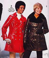 Oh the 70s wet look***