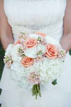 wonderful bridal bouquet