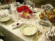 Ideias para decorar mesa de jantar 1