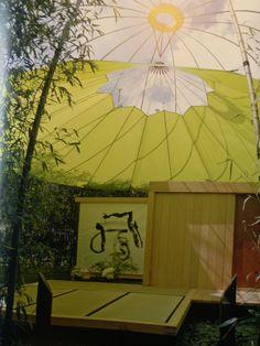 la maison de thé de Charlotte Perriand à l'unesco, 1993 - Un voyage au Japon