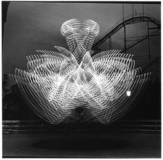 time lapse amusement park- Radiolab