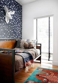 A kids room on Cedar Creek Lake in Dallas | D Home