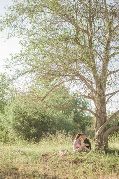 Orange County Rustic Engagement Portraits. Blair Nicole Photography